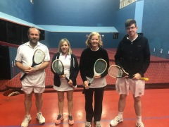 Mixed Doubles 2017 - 2