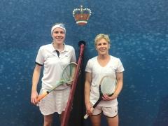 Claire Fahey & Helen Rackham